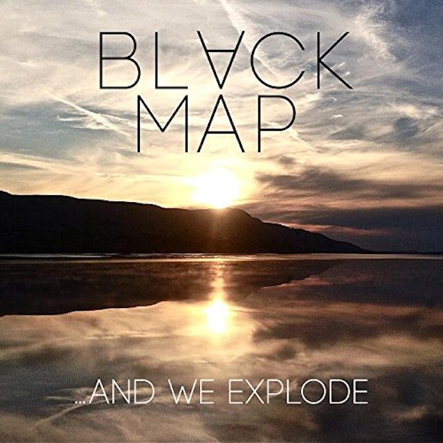 Black Map & WE EXPLODE CD
