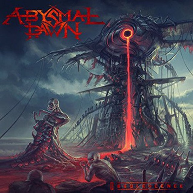 Abysmal Dawn OBSOLESCENCE Vinyl Record