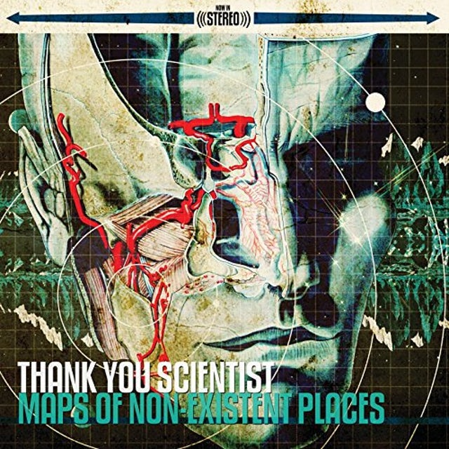 THANK YOU SCIENTIST MAPS OF NON-EXISTENT PLACES Vinyl Record