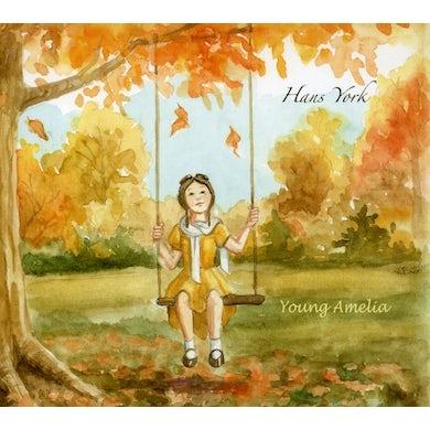 Hans York YOUNG AMELIA CD
