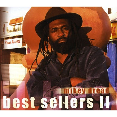 Mikey Dread BEST SELLERS 2 CD