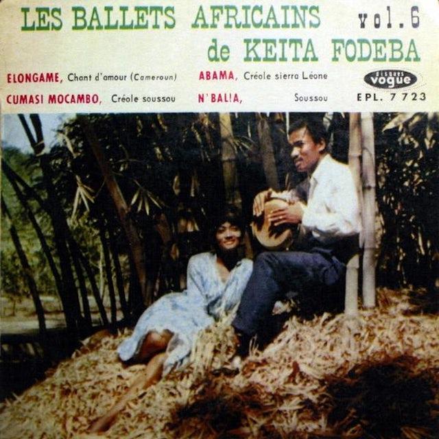 Les Ballets Africains VOLUME 6 CD