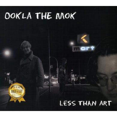 LESS THAN ART CD