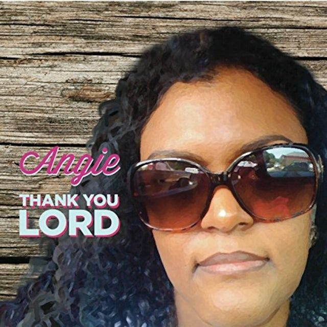 Angie THANK YOU LORD CD