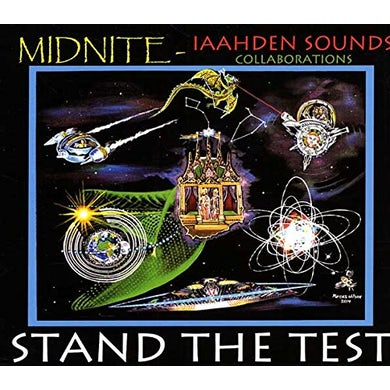 Midnite STAND THE TEST CD