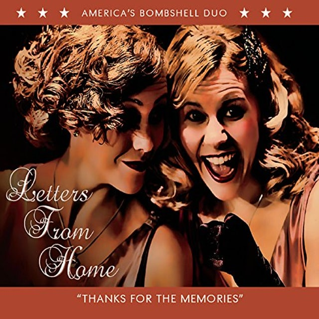 Letters From Home THANKS FOR THE MEMORIES CD