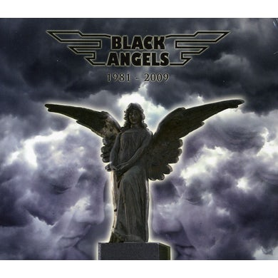 Black Angels 1981-2009 CD