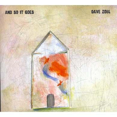 Dave Zobl AND SO IT GOES CD