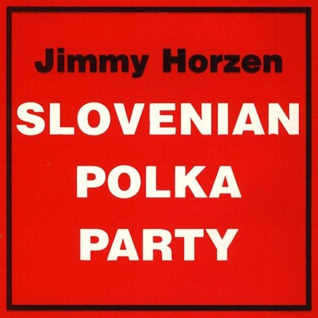 Jimmy Horzen SLOVENIAN POLKA PARTY CD