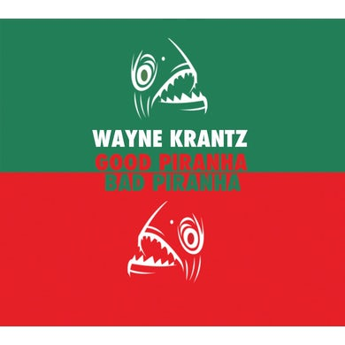 Wayne Krantz GOOD PIRANHA - BAD PIRANHA CD