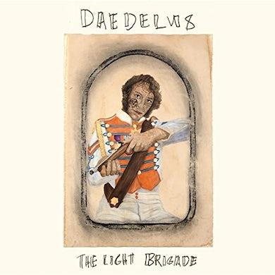 Daedelus LIGHT BRIGADE CD