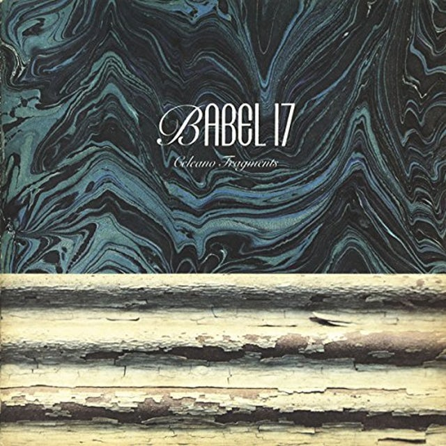 BABEL 17 CELEANO FRAGMENTS Vinyl Record