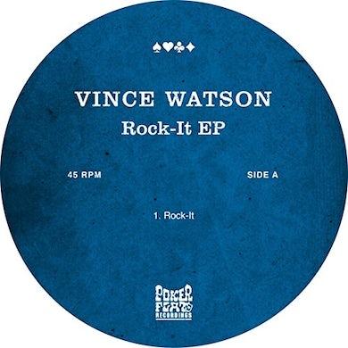 Vince Watson ROCK-IT Vinyl Record