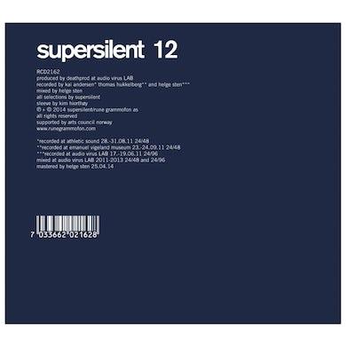 Supersilent 12 CD