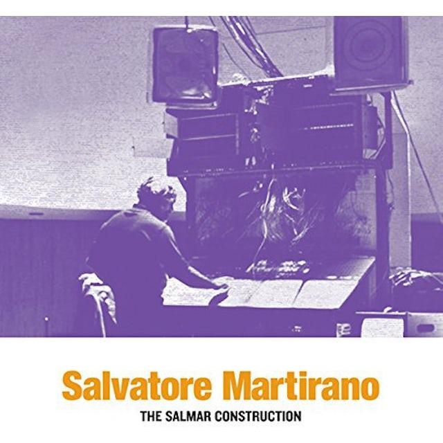 Salvatore Martirano SALMAR CONSTRUCTION Vinyl Record