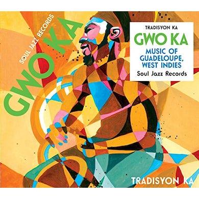TRADISYON KA SOUL JAZZ RECORDS PRESENTS GWO KA: MUSIC FROM CD