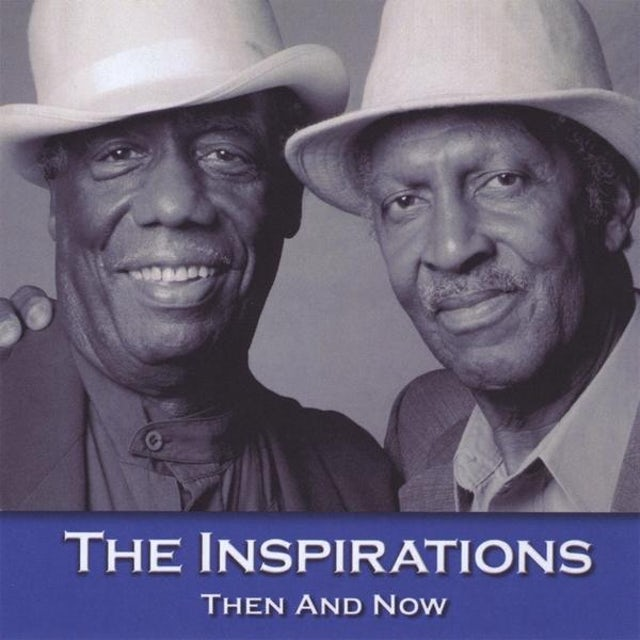 Inspirations THEN & NOW CD
