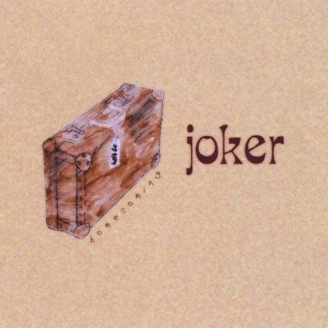 Joker HOMECOMING CD