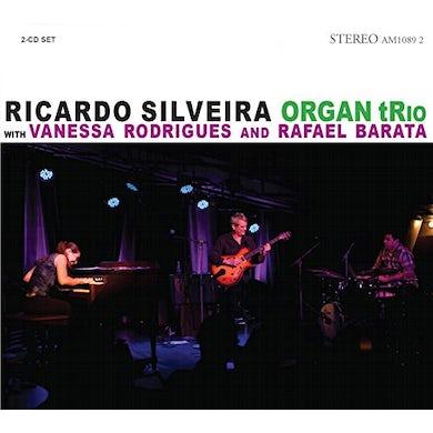 Ricardo Silveira ORGAN TRIO CD