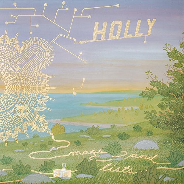 HOLLY MAPS AND LISTS Vinyl Record