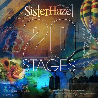 SISTER HAZEL 20 STAGES DVD