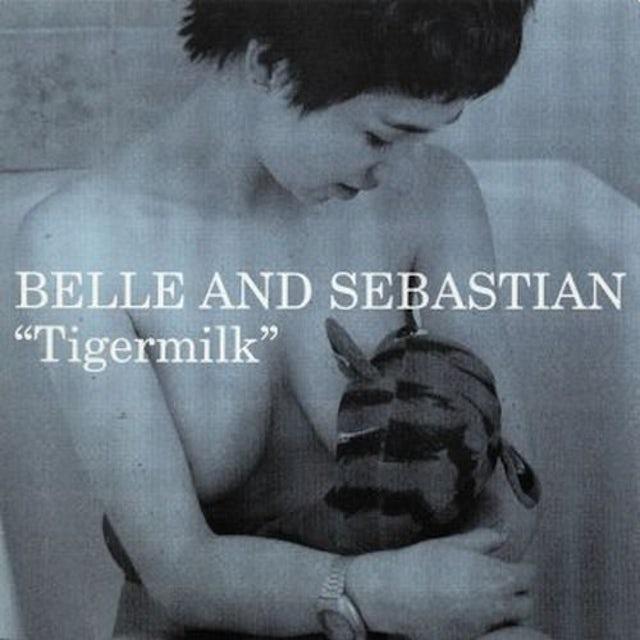 Belle & Sebastian TIGERMILK Vinyl Record