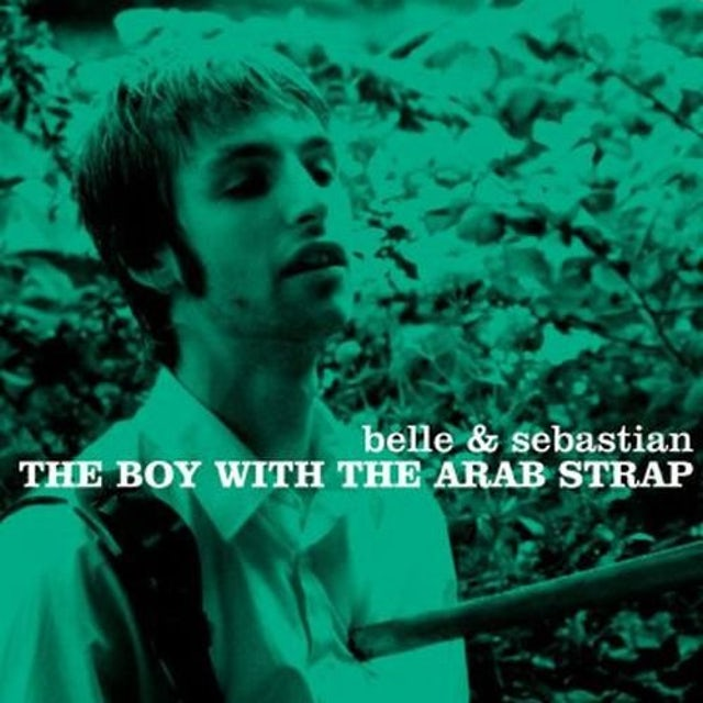 Belle & Sebastian BOY WITH THE ARAB STRAP Vinyl Record