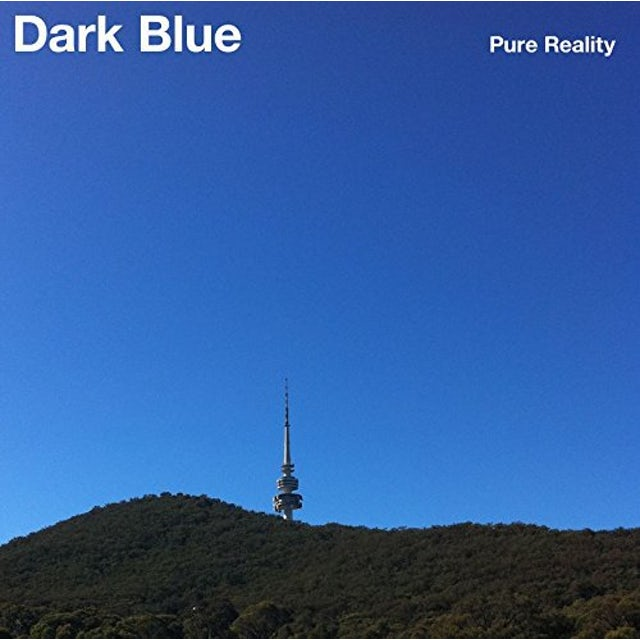 Dark Blue PURE REALITY Vinyl Record