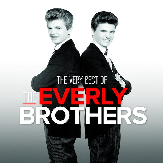 The Everly Brothers VERY BEST OF Vinyl Record