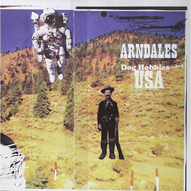 ARNDALES DOG HOBBIES USA Vinyl Record - Holland Release