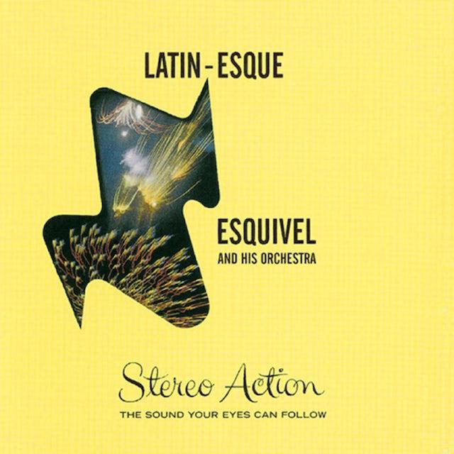 Esquivel LATIN-ESQUE / EXPLORING NEW SOUNDS IN HI-FI CD