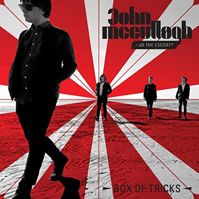 John McCullagh & The Escorts BOX OF TRICKS Vinyl Record