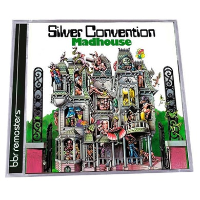 Silver Convention MADHOUSE CD