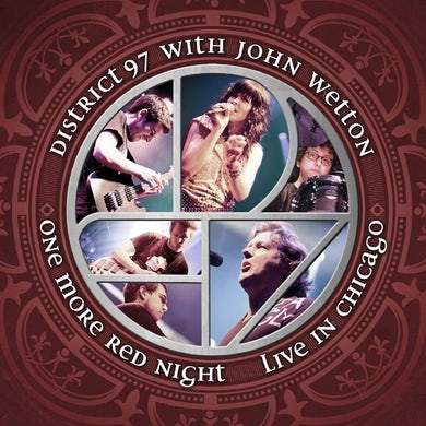 District 97 ONE MORE RED NIGHT: LIVE IN CHICAGO CD