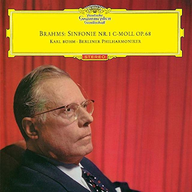 Karl Bohm BRAHMS: SYMPHONY NO.1 CD