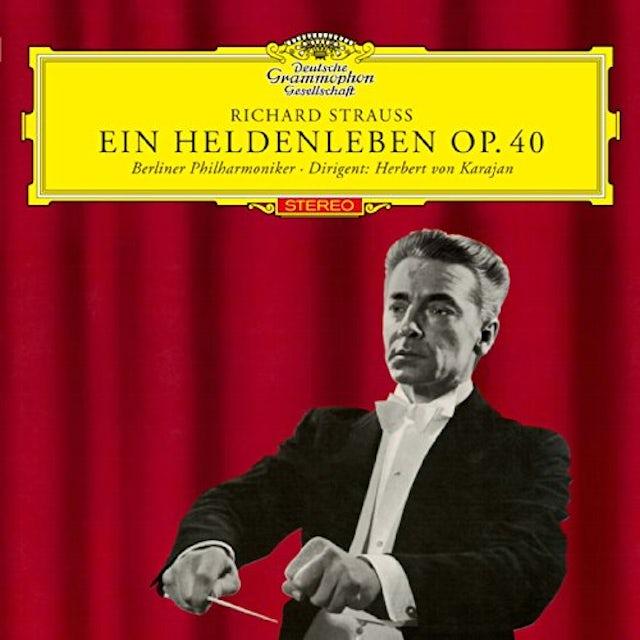 Herbert Von Karajan R.STRAUSS: EIN HELDENLEBEN CD