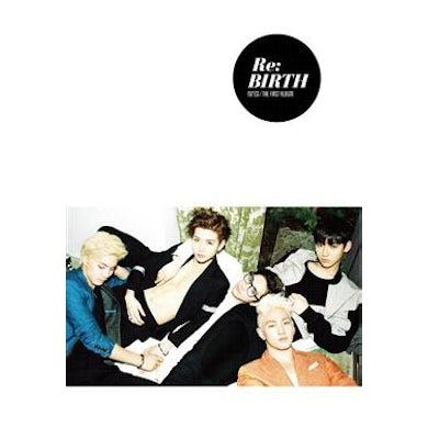 NU'EST RE: BIRTH CD