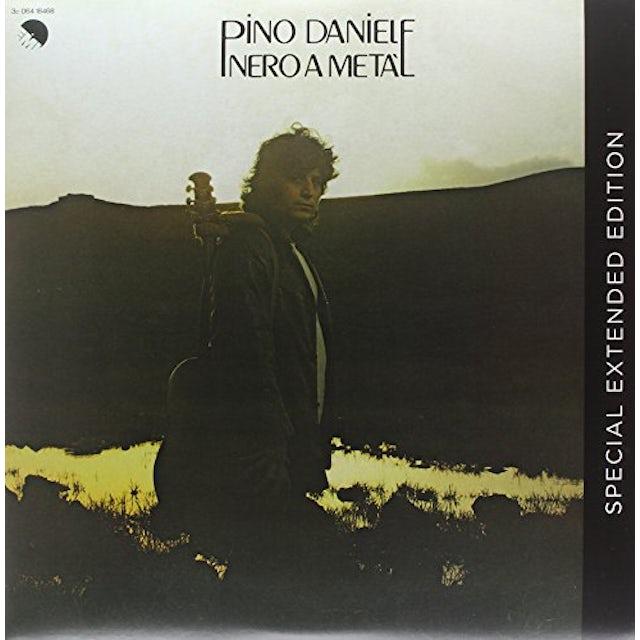 Pino Daniele NERO A META' Vinyl Record - Italy Release