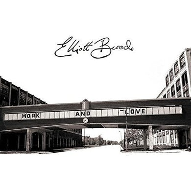Elliott Brood WORK & LOVE (UK) (Vinyl)