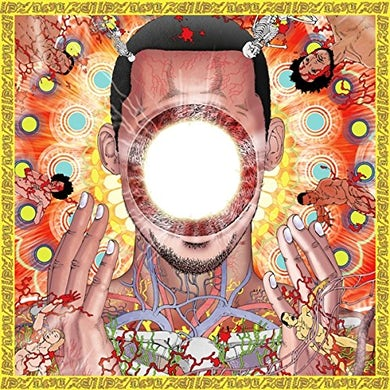 Flying Lotus YOU'RE DEAD Vinyl Record - UK Release