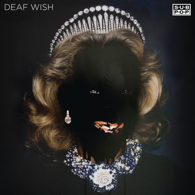 DEAF WISH ST VINCENT +3 Vinyl Record