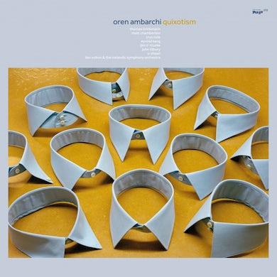 Oren Ambarchi QUIXOTISM CD