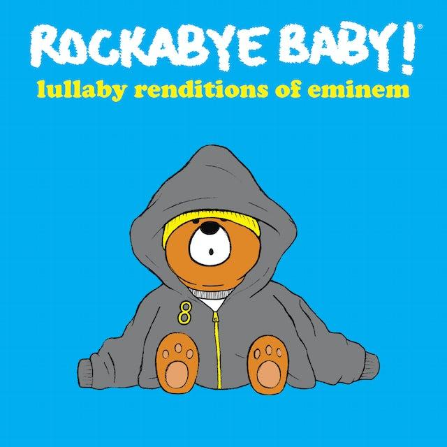 Rockabye Baby LULLABY RENDITIONS OF EMINEM CD