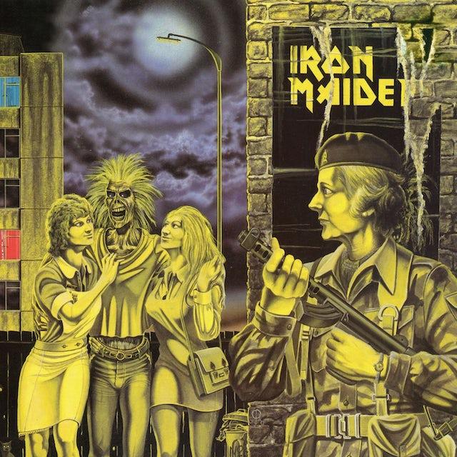 Iron Maiden WOMEN IN UNIFORM Vinyl Record