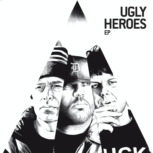 Ugly Heroes Vinyl Record
