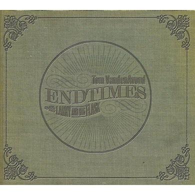 Tom Vandenavond ENDTIMES (WITH LARRY & HIS FLASK) CD