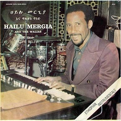 Hailu Mergia & The Walias TCHE BELEW Vinyl Record