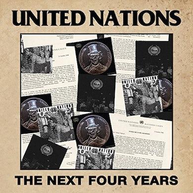 NEXT FOUR YEARS Vinyl Record
