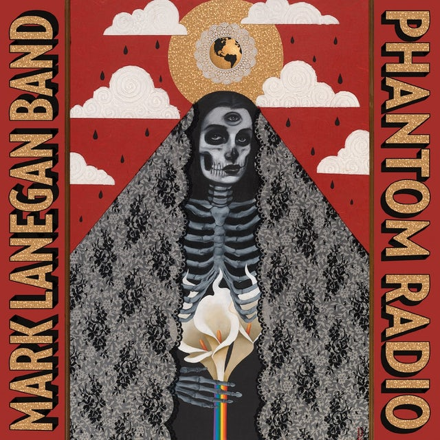 Mark Lanegan PHANTOM RADIO CD