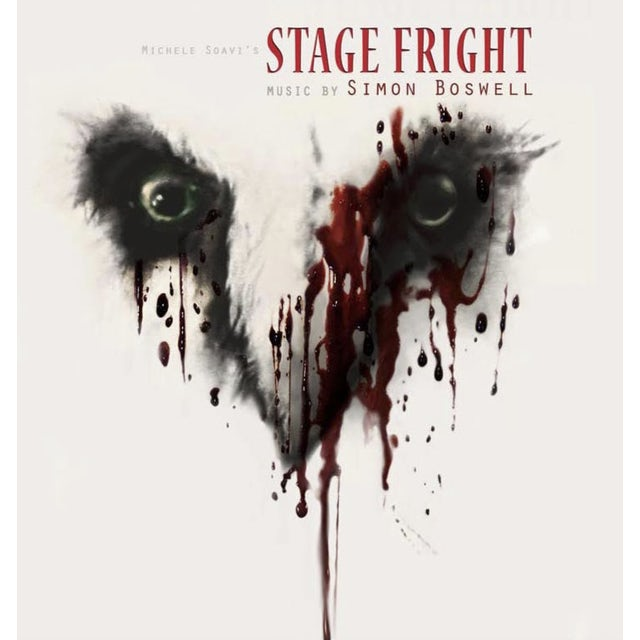 Simon Boswell STAGE FRIGHT / O.S.T. Vinyl Record
